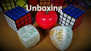 Unboxing Dupla - DX & Jade Club [PT-BR]