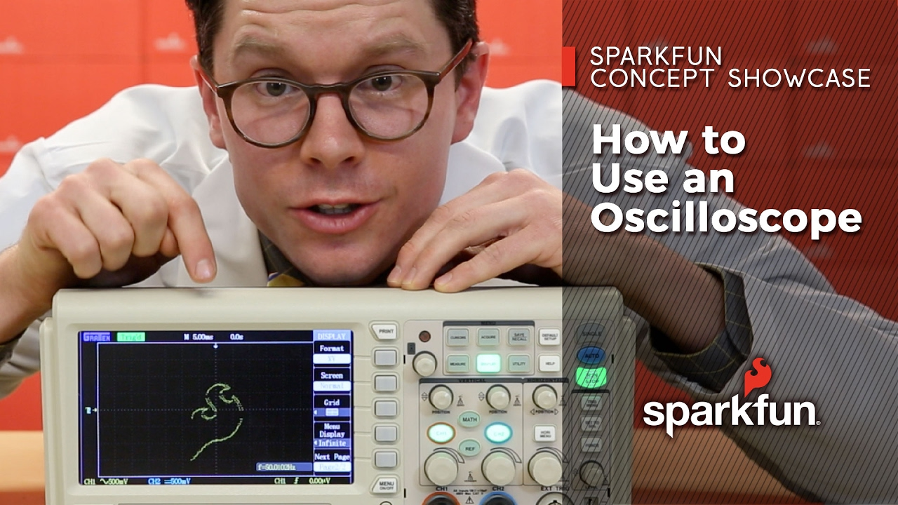 How To Use An Oscilloscope Youtube Visolate A Nice Tool Cut Out Circuit Board Electronicslab
