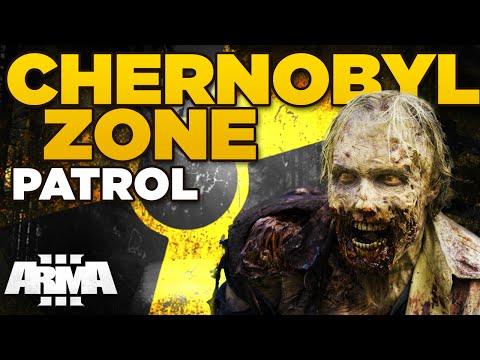 CHERNOBYL ZONE PATROL