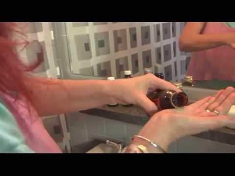 Домашний крем для лица - Масло облепихи и шиповника