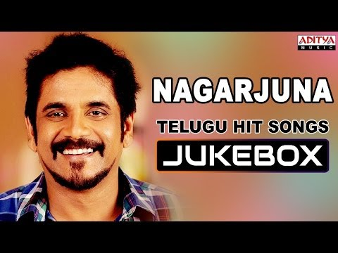 Nagarjuna Sensational Hits || 100 Years of Indian Cinema || Special Jukebox Vol 02