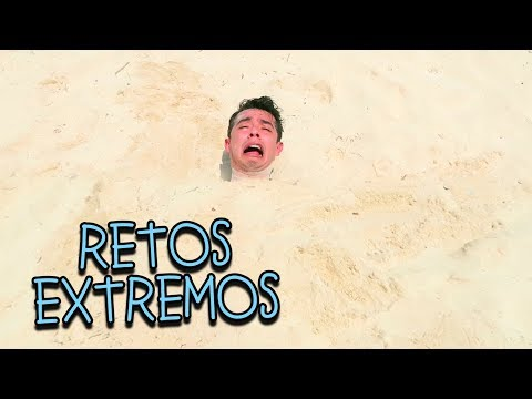 Retos Extremos en la Playa y Roast Yourself Aladdin - VLOG #62