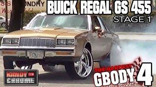 KandyonChrome: Buick Regal GS 455 Stage 1 Custom Built