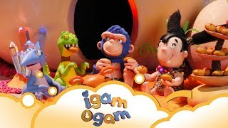 Igam Ogam: I'm not Igam Ogam S1 E4 | WikoKiko Kids TV