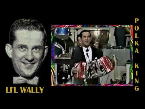#1 OH BOY POLKA JOY, LP ALBUM,  BY Li'l WALLY