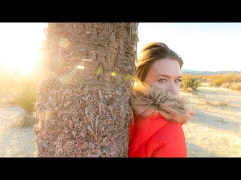Mixing Portrait and Landscape Photography at Joshua Tree National Park