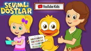 YouTube Kids Türkiyede Sevimli Dostlar YouTube Kidste 🌟