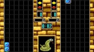 Columns III: Revenge of Columns (Genesis) - Longplay