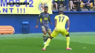Gambar cover Caño de Jonathan Viera a Bakambu narrado por Miguel Angel Roman en el Villarreal 4 UD las Palmas 0