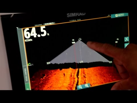 Simrad Electronics Review - 3D Structure Scan, NSS EVO 2 M.F.D., HALO Radar