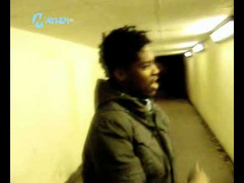 DOT ROTTEN - TALKING THE HARDEST (OFFICIAL VIDEO) - DIRECTED BY DARKER ROMELLO MAYHEM TV
