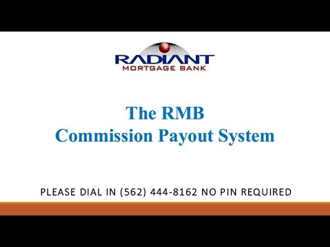 """How the RMB Compensation Program Works"" Tutorial"