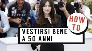COME VESTIRSI A 50 ANNI: TUTORIAL MODA e consigli su COME VESTIRSI BENE 👯♀️💫- Alice Cerea
