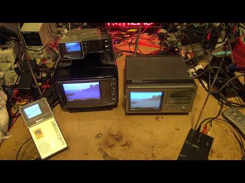 Curtis Video Sender Low Power TV Transmitter Tear Down And Demonstration