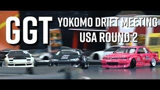 RC DRIFT RWD! // Yokomo Drift Meeting Round 2 USA at GGT