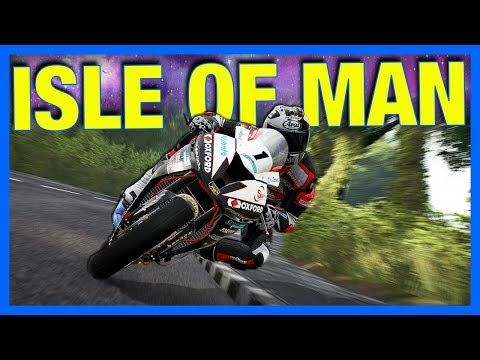 Isle of Man TT : 1000CC vs NOOB RACER!!