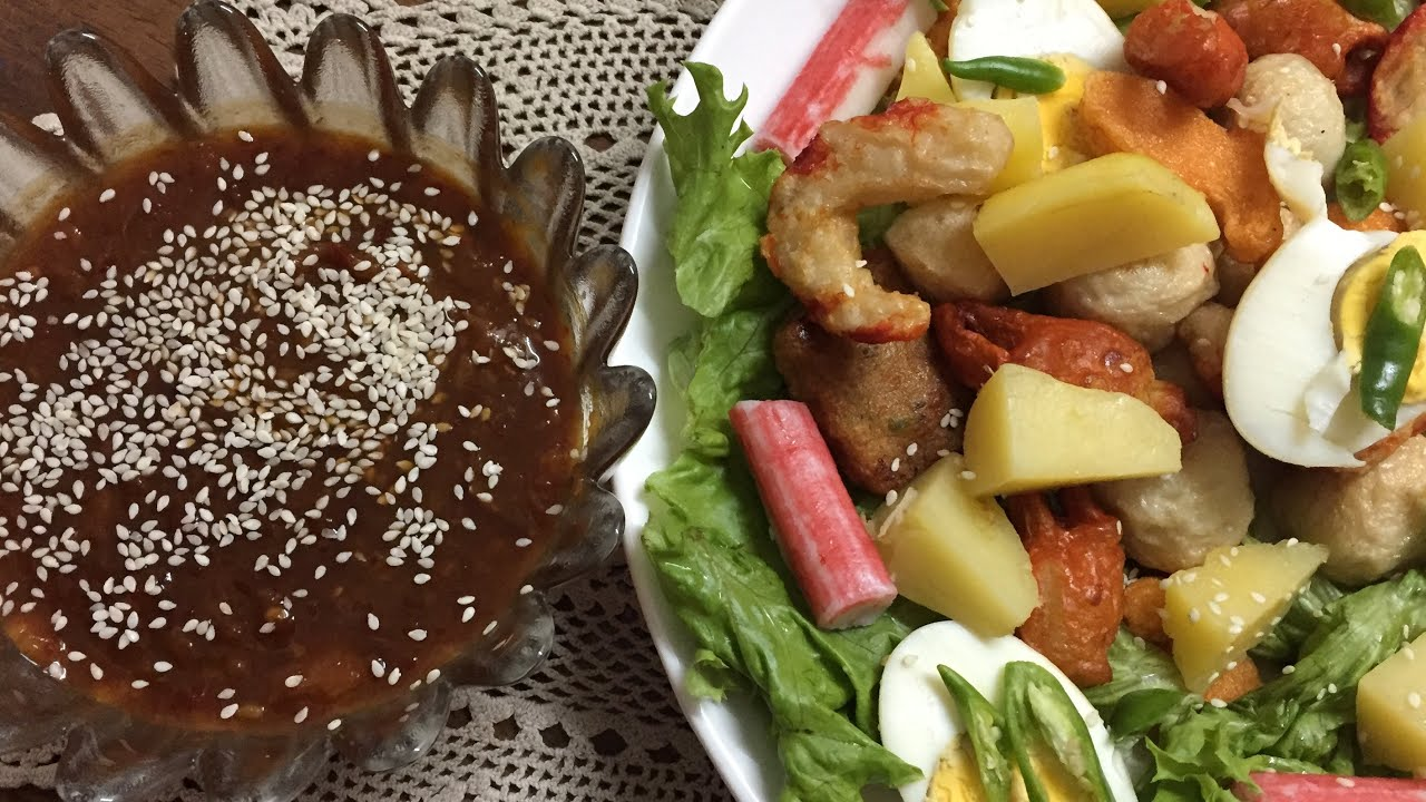 Kuah Rojak Singaporeasma Tanpa Kacang By Oh Azah Kumasi