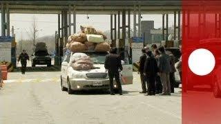 Tensione tra le due Coree: confine bloccato, lavoratori a corto di viveri
