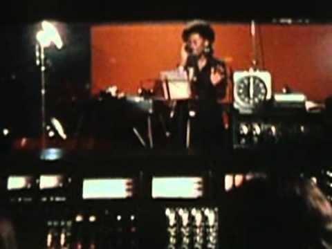 Boney M Liz + Frank In The Recording Studio (1979)