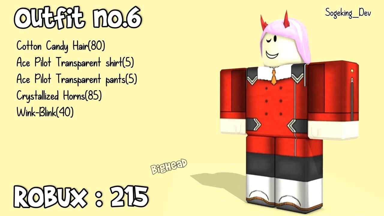 20 roblox anime avatars on roblox