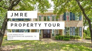 Property Tour: 3706 Karalyn Ct, Dalworthington Gardens TX