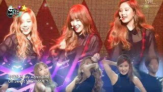 Girls' Generation-TTS 소녀시대-태티서 'Adrenaline' stage mix (720p ver.)