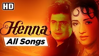 All Songs of Henna - Rishi Kapoor - Rishi Kapoor Zeba Bakhtiar - Ashwini Bhave - Best Hindi Songs