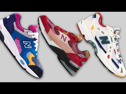 TOP 10 NEW BALANCE Sneakers for 2020