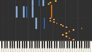 Ain't Misbehaving - Jazz piano solo tutorial