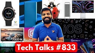 Tech Talks #833 WWDC 2019, Samsung 6G, MI Band 4, Samsung 60 Lakh TV, Mac Pro, iOS 13, SpaceX