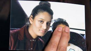 Une jeune jihadiste britannique déchue de sa nationalité