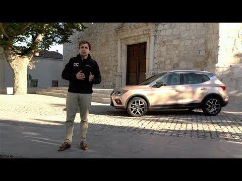 Probamos el Seat Arona: el Ibiza que se viste de SUV - Centímetros Cúbicos