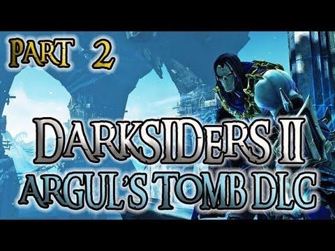 Argul's Tomb Arguls Part 2 Darksider 2 DLC New frostbone crypt  