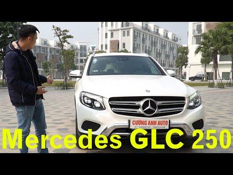 [Bán gấp] Mercedes GLC 250 4MATIC 2016 Mầu Trằng Xe Quá Mới  | 500 Triệu Đã Đưa Xe Về Đi Chơi Tết