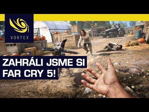 Vyzkoušeli jsme úvodní 3 hodiny z Far Cry 5! Tady jsou naše dojmy