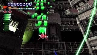 RAYSTORM HD (Xbox360) R-GRAY1 Playthrough