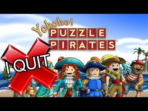 I'm Quitting Puzzle Pirates (and Why You Should Too)
