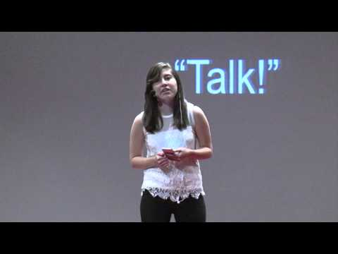 """Talk!"" | Anna Vite | TEDxChallengeEarlyCollegeHighSchool"