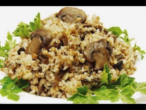 Гречка с мясом - кулинарный рецепт с фото