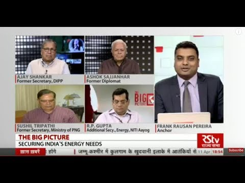 The Big Picture : Securing India's energy needs