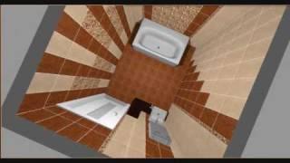 DomuS3D-Pro Express Design Project - Collezione Radica - AZORI(Видеоролик показывает преимущества DomuS3D как инструмента экспресс-дизайна. Может быть использован с учебно..., 2009-08-09T19:44:32.000Z)