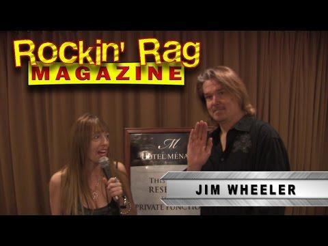 Jim  Wheeler NAMM  2014