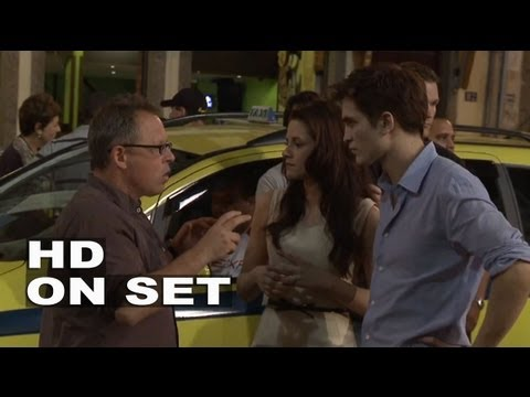 The Twilight Saga: Breaking Dawn: Behind-the-Scenes Footage