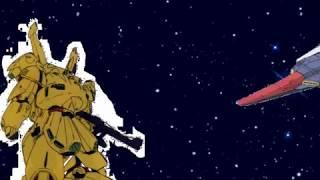 mobile suit zeta gundam ending (hidden alternate animated ver.)