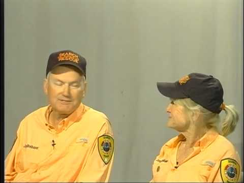 Inside View #92 Search and Rescue with John & Janice Brethauer