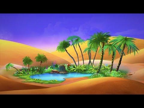 Ancient Arabian Music - Palm Tree Oasis