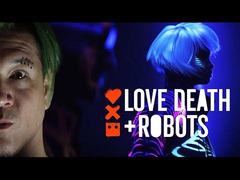 Love, Death + Robots - Count Jackula Vlog