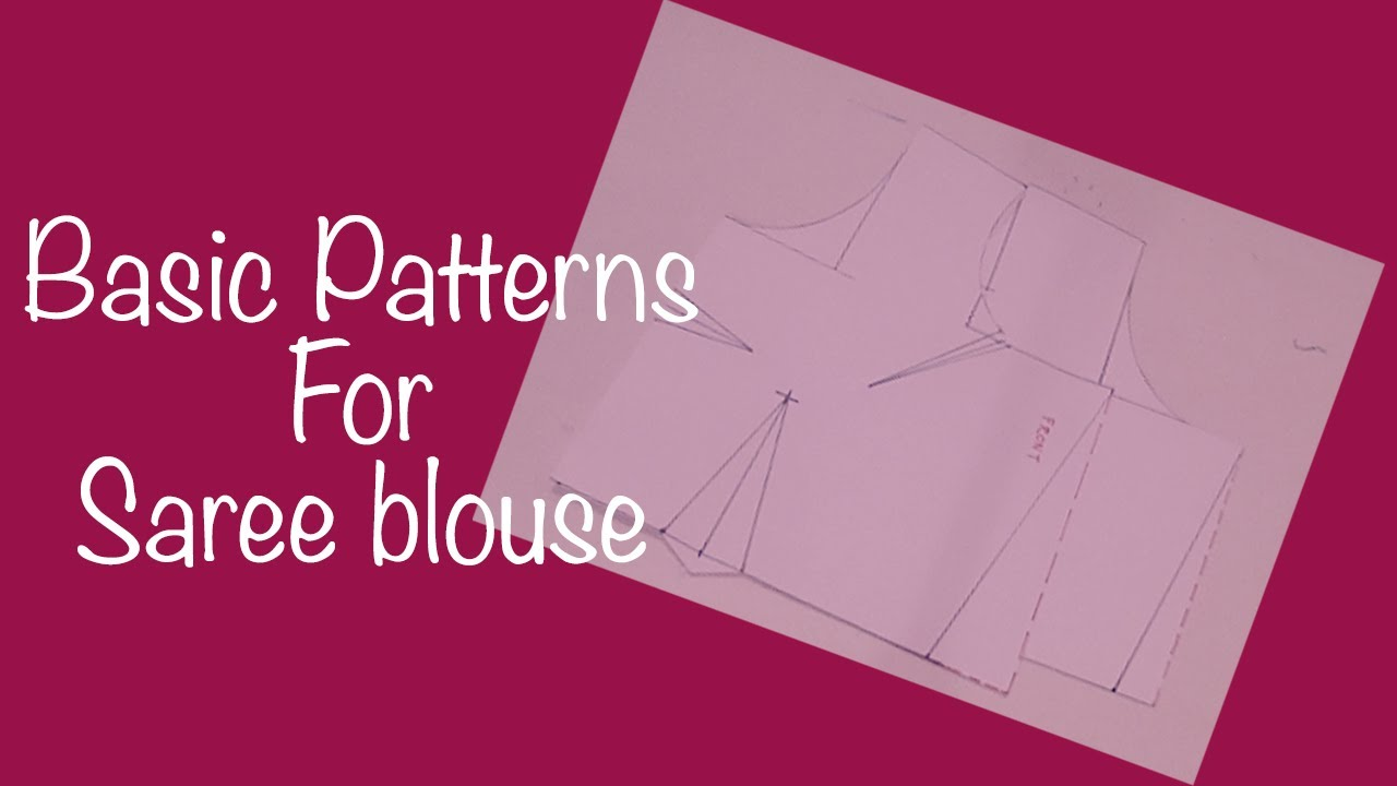 Youtube Blouse Patterns 61