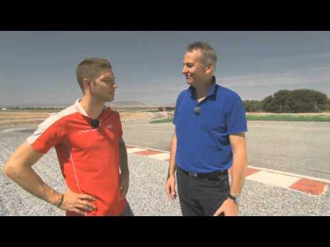 Audi RS 5 Cabriolet - Weltpremiere mit Rahel Frey und Edoardo Mortara [en]