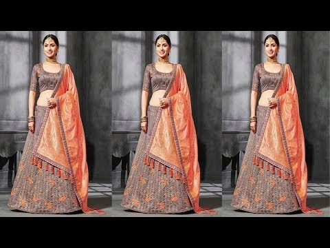 Full sleeves Lehenga Choli || Designer Lehenga Choli Designs || Bridal Lehenga Choli Designs